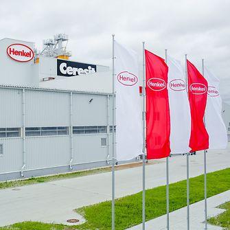 Завод по производству сухих строительных смесей Ceresit в Новосибирской области. Всего у подразделения пять производств в разных регионах России.