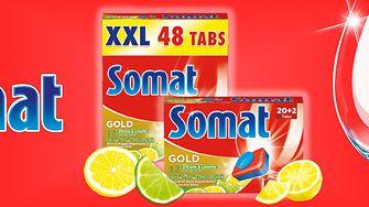 Somat Gold 12 Multi-Aktiv Zitrone