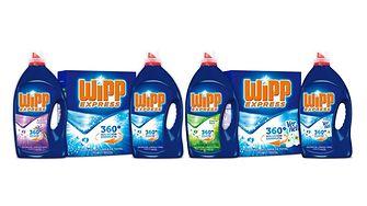 Gama completa de WiPP 360