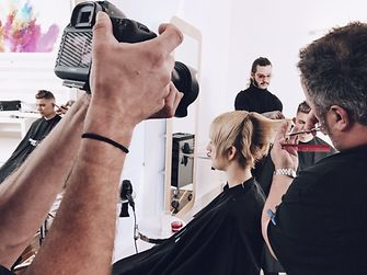 how-to-tutorials and Product demonstrations can be live-streamed on Schwarzkopf Professional's social media channels