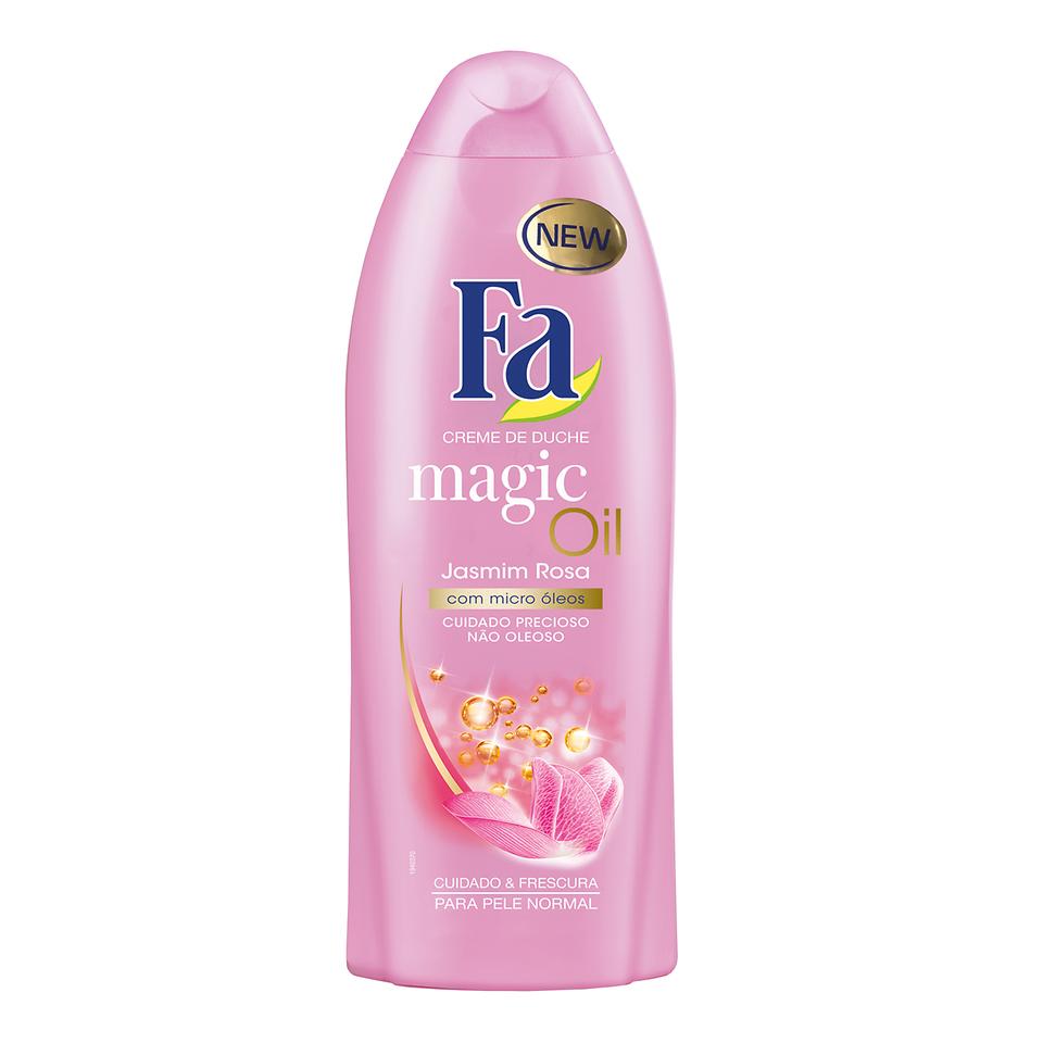 Gel de Duche Magic Oil Jasmim Rosa, 500 ml