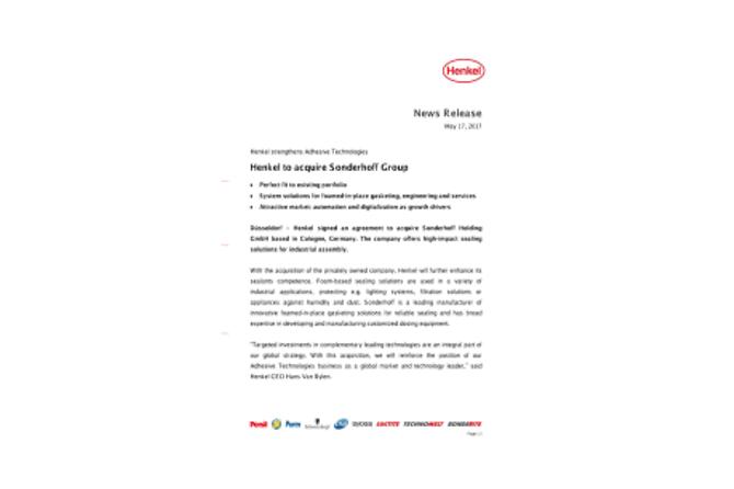 Acquisitions & Divestments