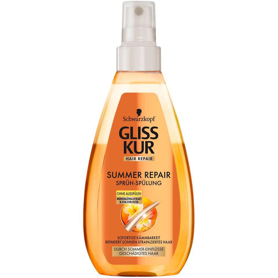 Gliss Kur Summer Repair Sprühspülung