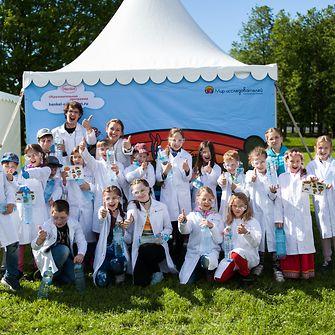 Забота об экологии вместе с «Миром исследователей Henkel» на Дне защиты детей