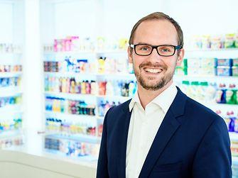 Christoph Huppertz, Nationaler Key Account Manager