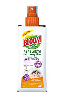 Bloom Derm Loción Tropical