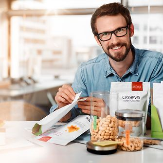 Henkel is providing a portfolio of safe adhesives for food packaging