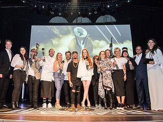 German Hairdressing Awards 2017: Strahlende Sieger