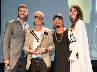 Detlef Gehlhaar, Gewinner der Kategorien Damen Nord & Hairdresser Of The Year 2017