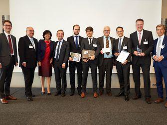 Verleihung des Rheinischen Innovationspreises