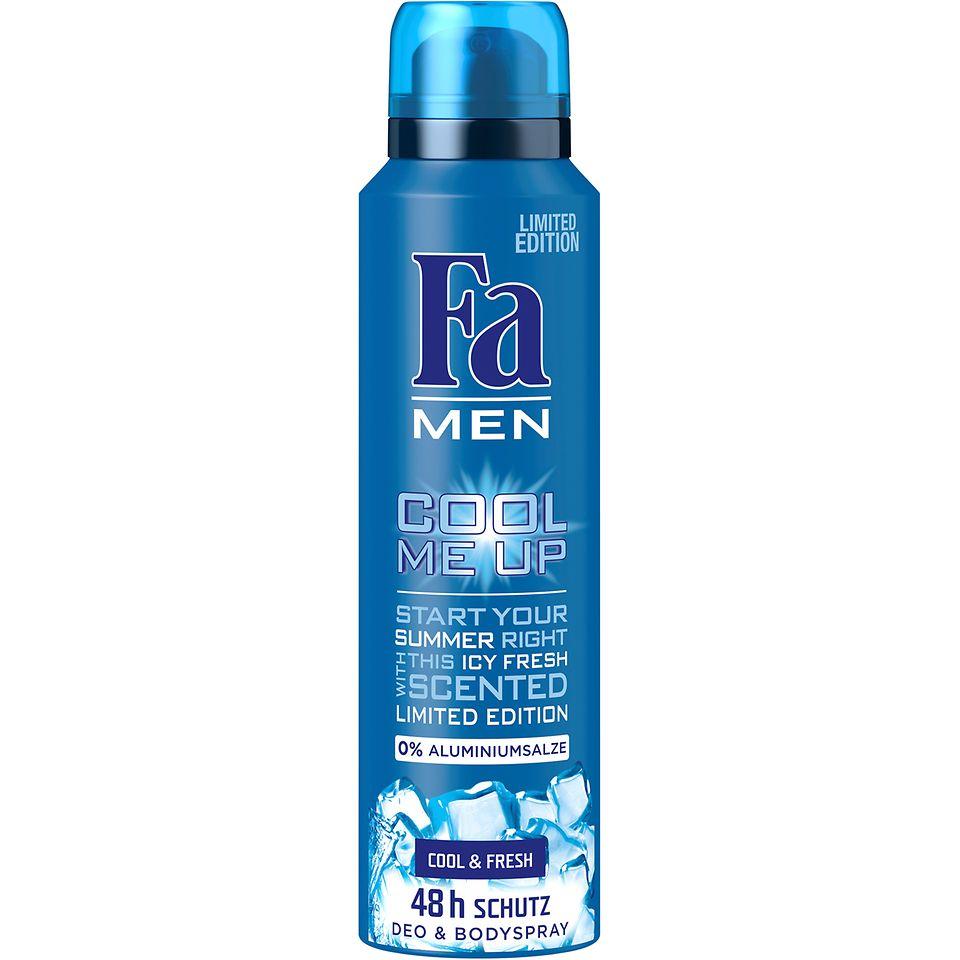Fa Men Cool Me Up Deo- und Bodyspray