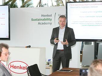 Тим Клосс, директор по маркетингу Henkel Laundry & Home Care в России