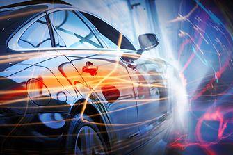 Elektronische Bauteile in der modernen Fahrzeugproduktion
