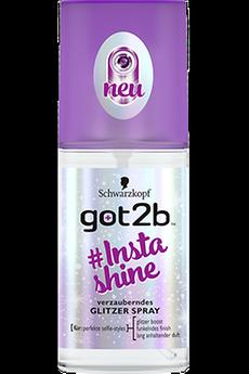 got2b #Instashine verzauberndes Glitzer Spray