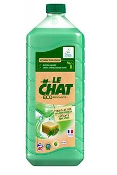L'éco-recharge Le Chat composée à 100 % de plastique recyclé