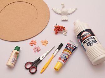 Materiais Mosaico decorativo