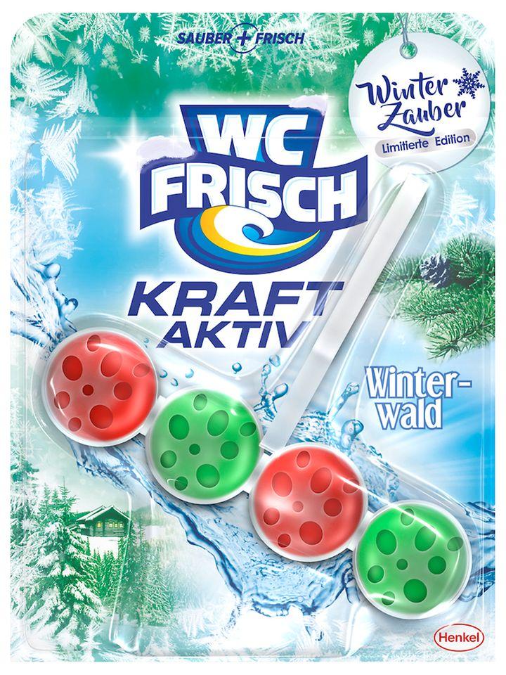 WC Frisch Winterwald