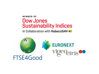 Henkel has again been included in DJSI, FTSE4Good and Euronext Vigeo Eiris sustainability indices.