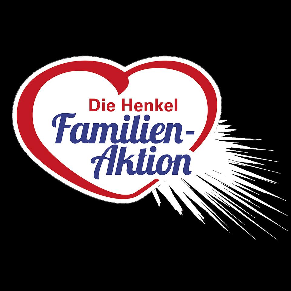 "Logo: ""Die Henkel Familien-Aktion"""