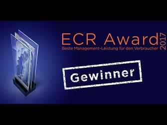 Logo ECR Award