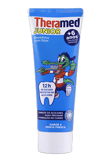 Theramed Júnior 6 + anos