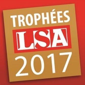 Logo des Trophées LSA de la Diversité et de la RSE 2017