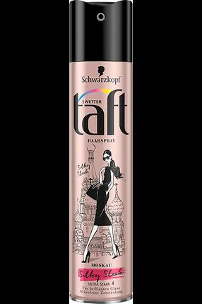 "Drei Wetter Taft City Styles Haarspray Moskau ""Silky Sleek"""