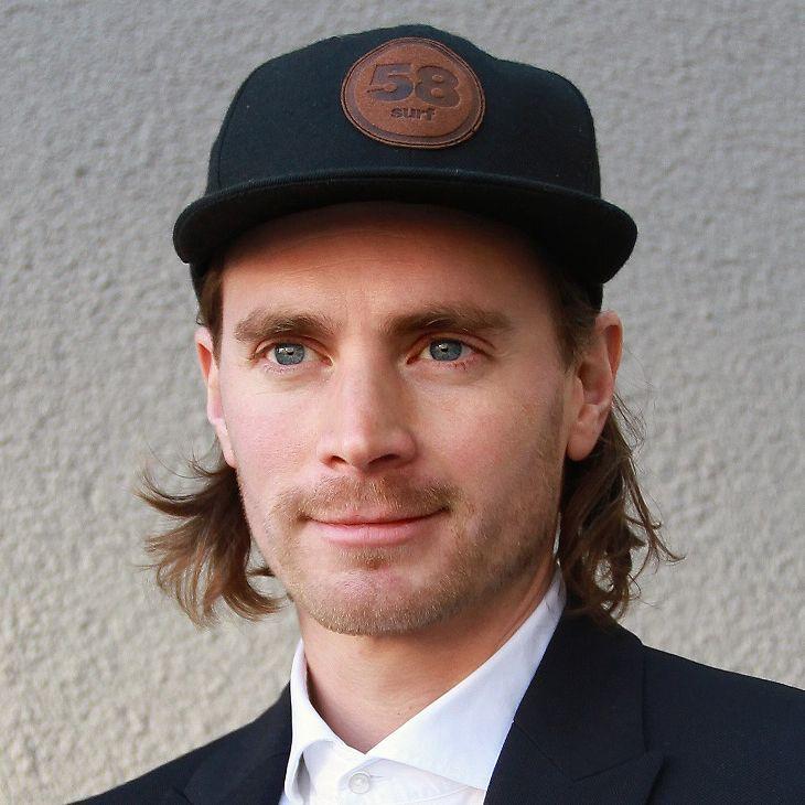 Bastian Unterberg, CEO & cofounder of jovoto