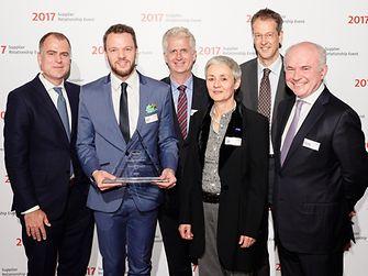 Sustainability Award for BASF