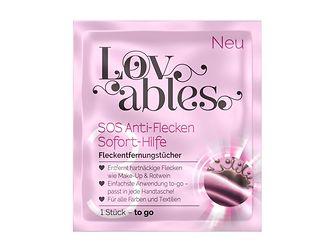 Lovables SOS-Anti-Flecken Zusatz-Treatment