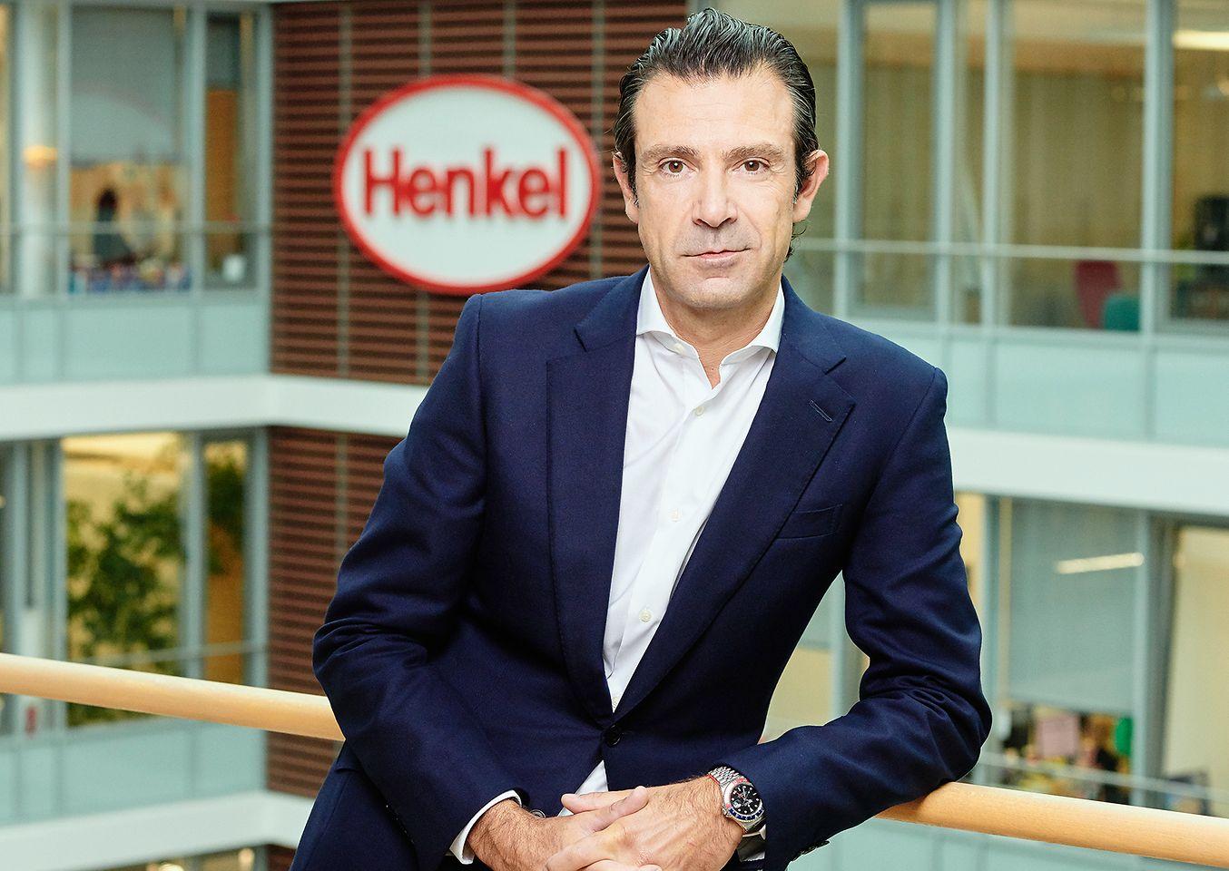 Rahmyn Kress, Chief Digital Officer at Henkel