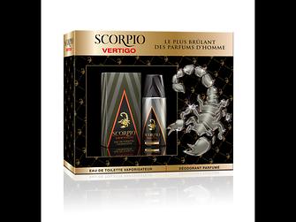 Coffret Scorpio Vertigo