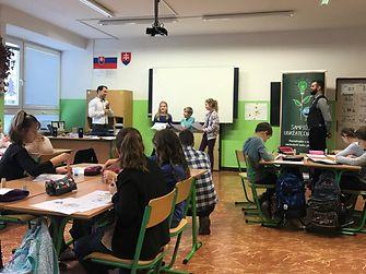 Projekt Šampióni udržateľnosti prináša na základné školy tému udržateľnosti