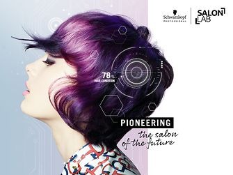 With the first end-to-end ecosystem of connected devices that measure inner hair condition as well as hair color and provide hyper-personalized products and services, the Schwarzkopf Professional SalonLab is pioneering the salon of the future.