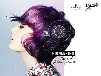 Als erstes End-to-End-System, das Haarbeschaffenheit und -farbe analysiert und so personalisierte Pflegeprodukte bietet, schafft der SalonLab eine neue Dimension des Haarpflege-Erlebnisses und der individuellen Friseurberatung.