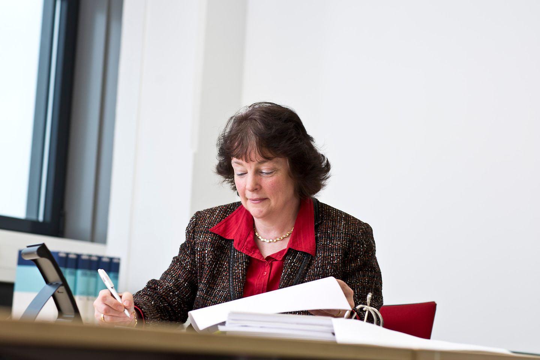 Dr. Monika Tönnießen, Henkel-Expertin für Produktsicherheit und Regulatory Affairs bei Henkel