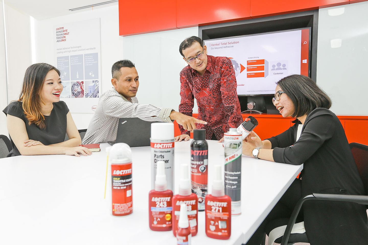Henkel Southeast Asia Regional Innovation Center Indonesia