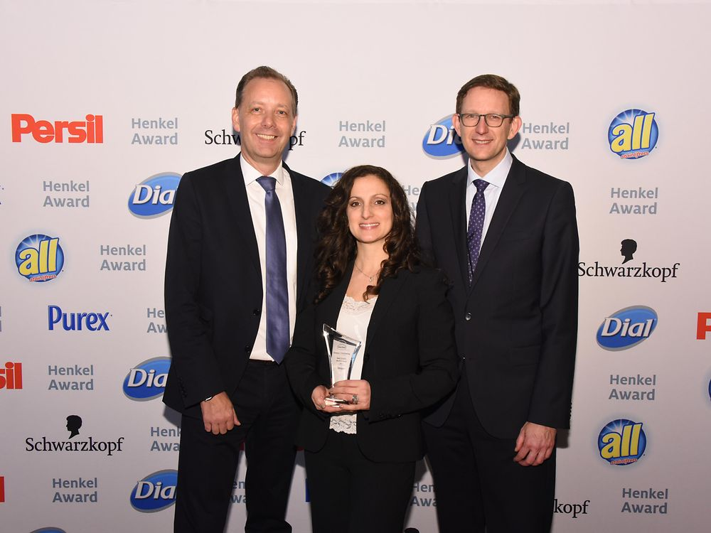 Henkel awards suppliers for outstanding contributions