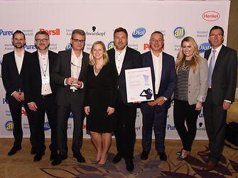 Best Innovation Contributor Beauty Care / Clariant (winner): Kevin Mutch, Gregor Keil, Ralf Zerrer, Lisa Gandolfi, Christian Vang, Nicola Garuccio, Jamie Gaynor, Thomas Förster