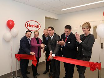 Henkel's Laundry & Home Care and Beauty Care R&D facility opening in Trumbull, Conn.
