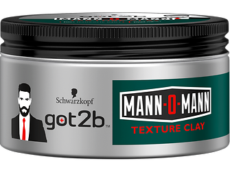 got2b Mann-O-Mann Texture Clay
