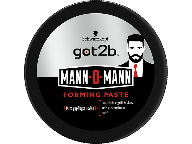 got2b Mann-O-Mann Forming Paste
