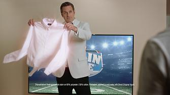 Zum dritten Mal in Folge ist Henkel mit Persil® ProClean® mit einem TV-Spot beim Super Bowl LII® dabei.