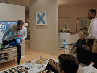 For the third time in a row Henkel has a TV-Spot at the Super Bowl LII® with its premium detergent Persil ProClean.