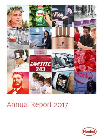 Cover Annual Report 2017