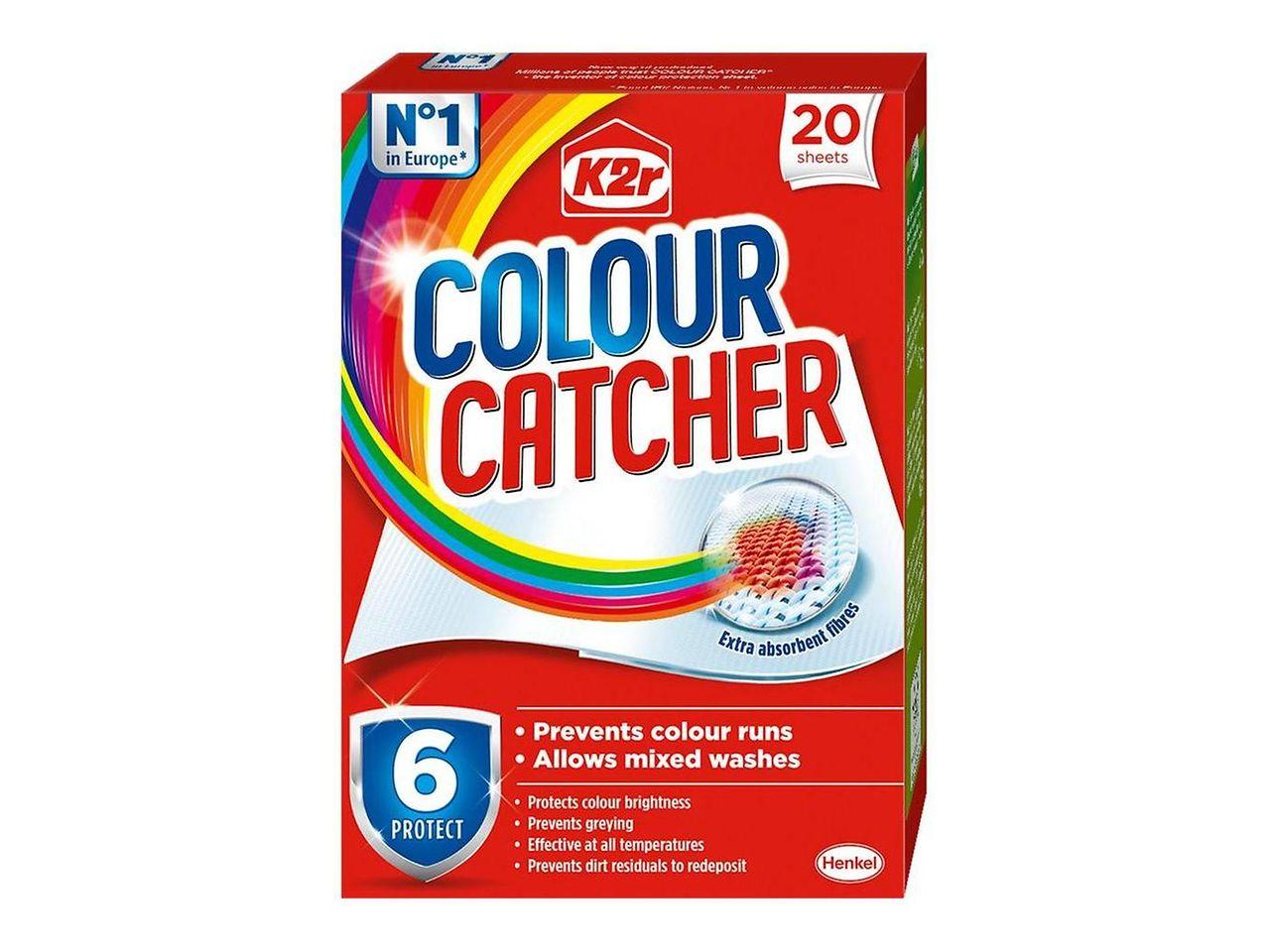 Colour Catcher: 210.000 Tonnen CO2-Vermeidung pro Jahr