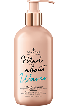 Mad About Waves Sulfate Free Cleanser
