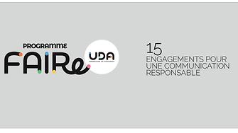 Programme FAIRe de l'UDA