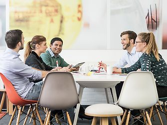 young-people-discussion-at-table