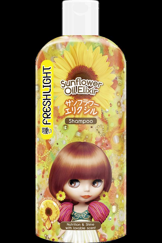 Freshlight Sunflower Oil Elixir Shampoo